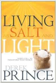 Living as Salt and Light Derek Prince Author