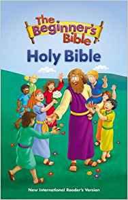 NIRV BEGINNERS 016 Bible HC CHILDREN AGE 6 - 10