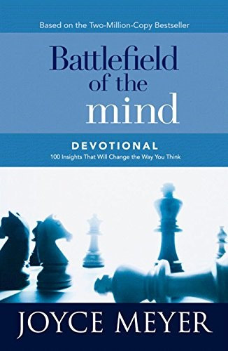 Battlefield of the Mind Devotional - Joyce Meyer (Hard Cover)