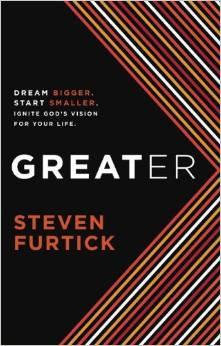 Greater  Steven Furtick Christian Living