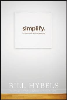 Simplify Bill Hybels Author