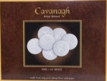 Cavanagh Communion Wafers - Box of 1,000 pcs (USA)