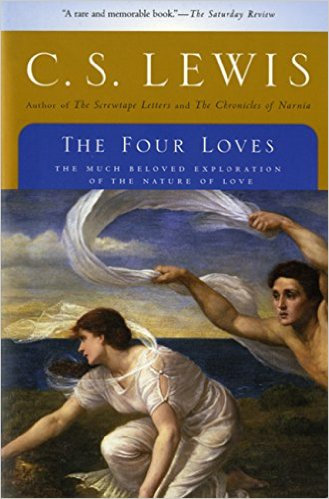 4 Loves CS Lewis Different cover