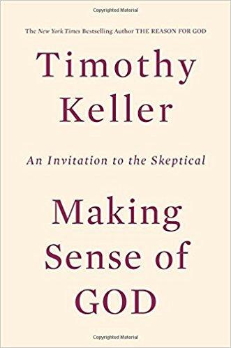 Making Sense of God Timothy Keller 378 DIFF COVER