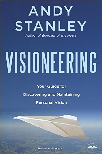 Visioneering Andy Stanley Author