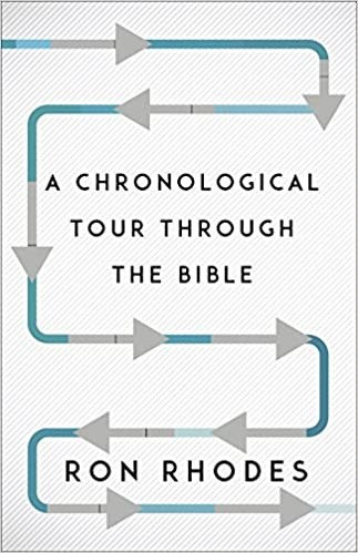 CHRONOLOGICAL TOUR THROUGH THE BIBLE RON RHODES REFERENCE