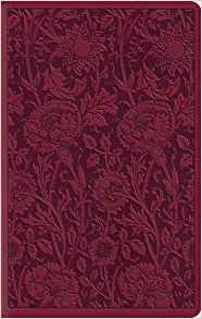 ESV Large 771 Compact Burgundy Trutone