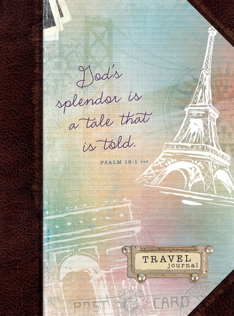 Journal God's Splendor 50715 Travel Journal