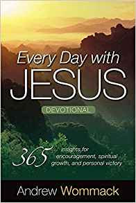 Every Day with Jesus Andrew Wommack 365 Devotion