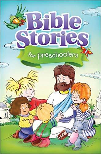 BIBLE CHILDREN STORIES FOR PRESCHOOLERS 641 HC AGE 3-5