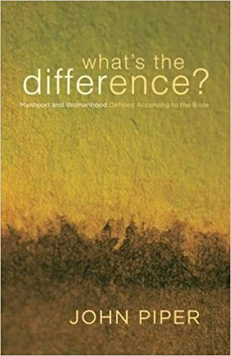 WHAT'S THE DIFFERENCE? - JOHN PIPER