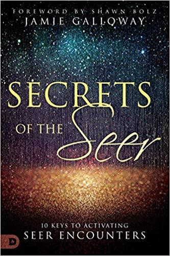 SECRETS OF THE SEER - JAMIE GALLOWAY
