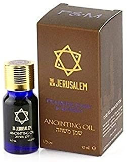 ANOINTING OIL FRANKINCENSE 1/3 OZ 01006