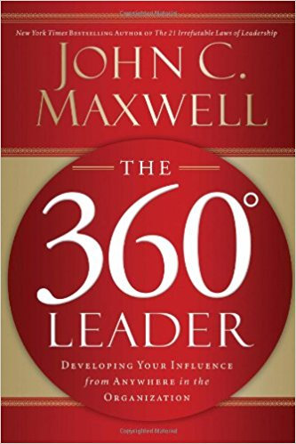360 Degree Leader John Maxwell