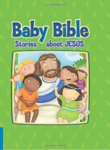 Baby Bible Stories about Jesus Children 895