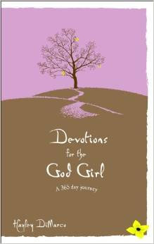 Devotions for the God Girl Hayley Dimarco Youth HC