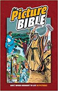 Picture Bible Hard cover all ages