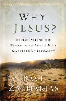Why Jesus Ravi Zacharias Author