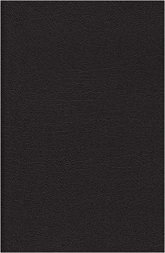 NKJV Compact Bible Black Hardcover