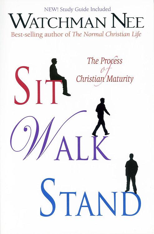 Sit Walk Stand Watchman Nee Author