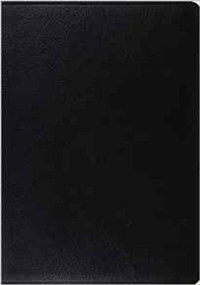 ESV STUDY BIBLE BLACK BONDED LEATHER 453