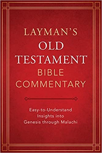 LAYMANS OLD TESTAMENT BIBLE COMMENTARY TREMPER LONGMAN