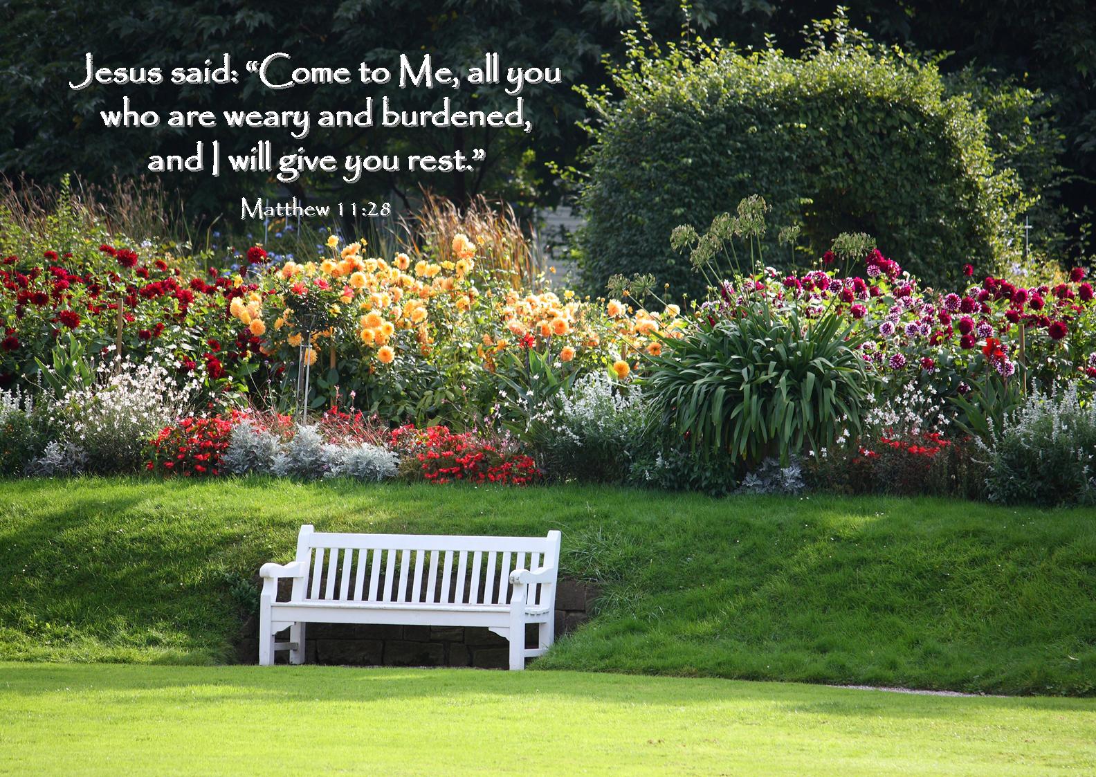 05 May - Bench (Matthew 11-28).png