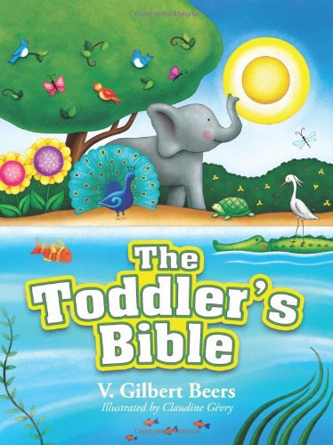 Toddlers Bible Children Hardcover 799