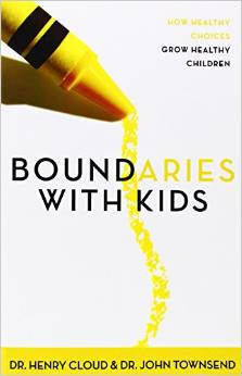 Boundaries with Kids Henry Cloud Author