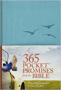 365 Pocket Promises from the Bible Devotion