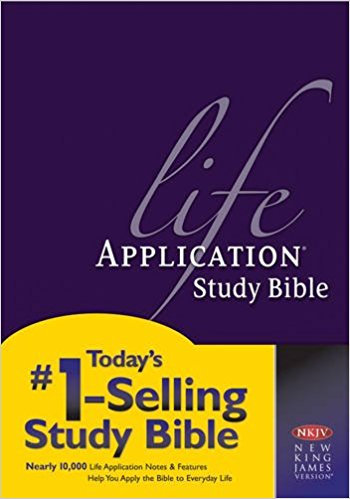 NKJV Life App Study Bible 359 HC
