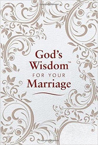 God's Wisdom For Your Marriage Jack Countryman HC