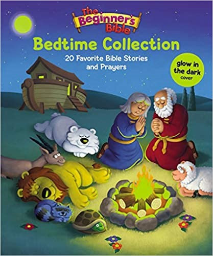 BEGINNERS BIBLE BEDTIME COLLECTION HC AGE 4 TO 8 GLOW IN DARK