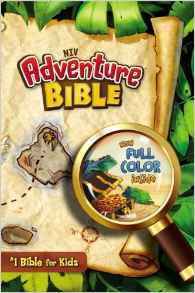 NIV Adventure Bible HC Index 272