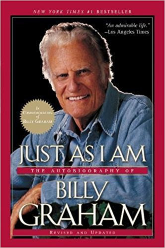 Just as I am Billy Graham