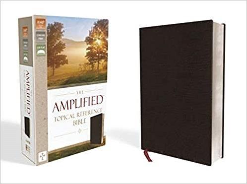 AMP TOPICAL REF BLACK BONDED 8.5 PT
