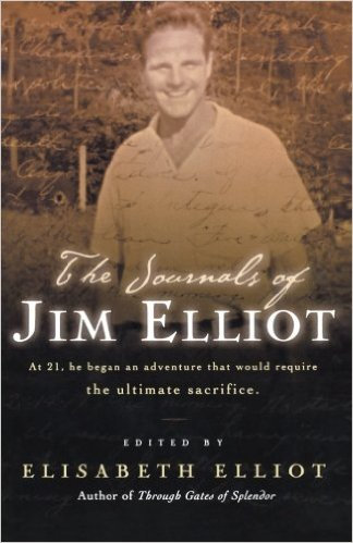 Journals of Jim Elliot ELISABETH ELLIOTTAuthor