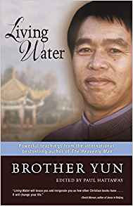 Living Water Brother Yun