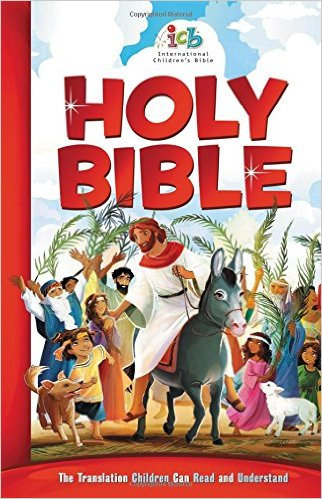 ICB Children's Bible HC 721 Age 7-10