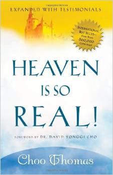 Heaven Is So Real Choo Thomas Biography