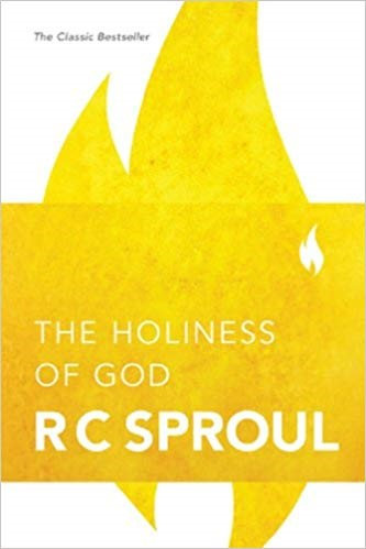 THE HOLINESS OF GOD - R.C. SPROUL (Paperback)