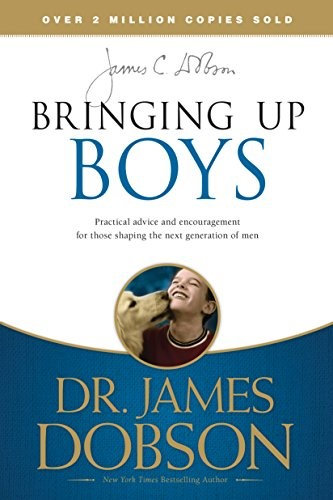 Bringing up Boys - James Dobson (Hard Cover)