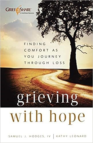 Grieving with Hope - Samuel Hodges (Paperback)