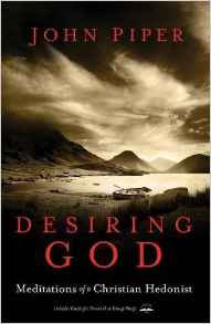 Desiring God John Piper Author