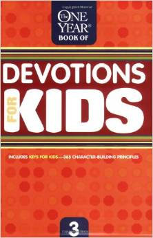 1 Year Devotions for Kids Children 627