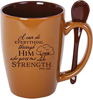Mug - I Can Do Everything Phil 4:13