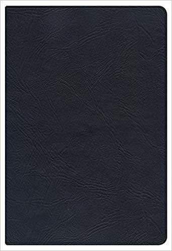 NKJV PERSONAL LARGE REF BLACK GENUINE RL 11.5 PT