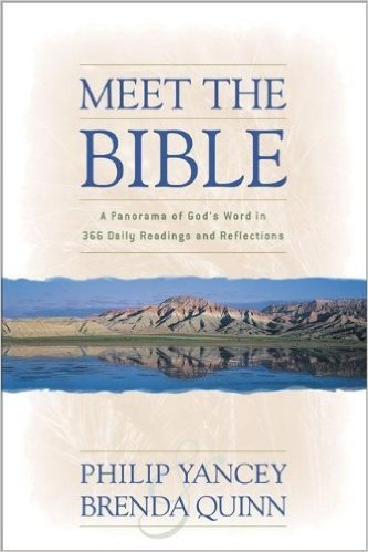 Meet The Bible Philip Yancey Author