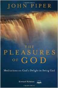 Pleasures of God John PIper Author