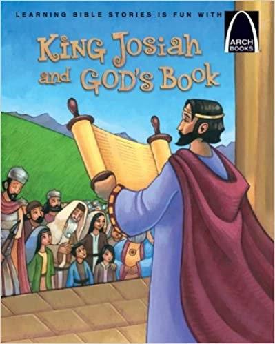 KING JOSIAH AND GODS BOOK